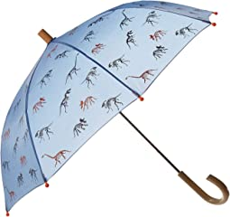 Silhouette Dinos Colour Changing Umbrella