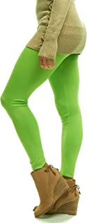 | Seamless Full Length Leggings | Variety of Colors | One Size
