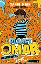 Accidental Trouble Magnet: Book 1 (Planet Omar)