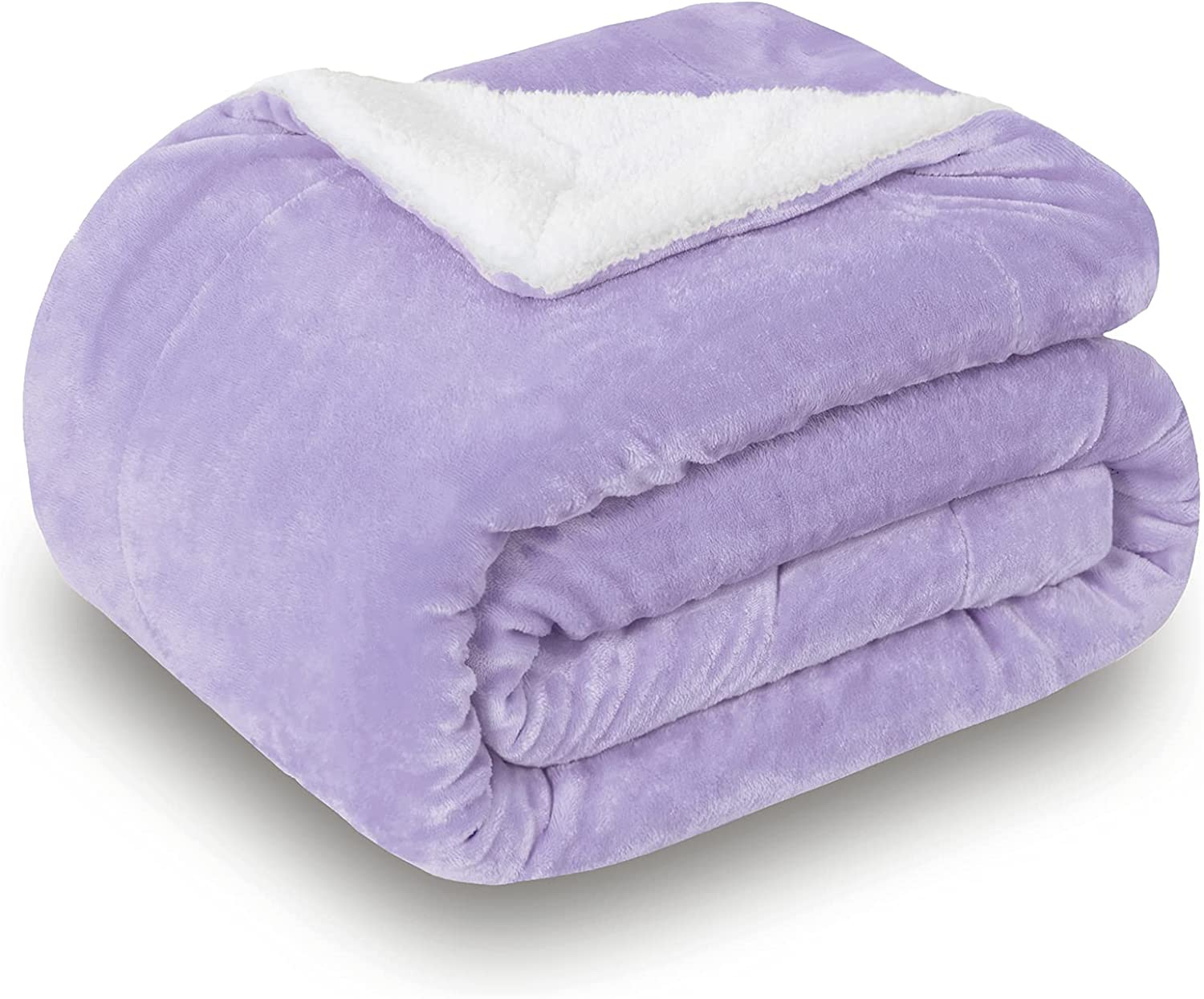 SOCHOW Sherpa Fleece Max 44% OFF Throw Blanket Luxu Soft Super Double-Sided Classic
