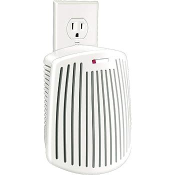 Hamilton Beach 04530GM - Purificador de aire (Color blanco)