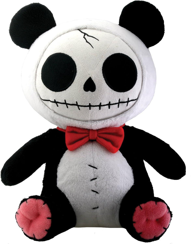 Pandie Panda Furry Bones Plush Stuffed Animal Doll, Large