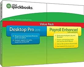 quickbooks pro with enhanced payroll 2019