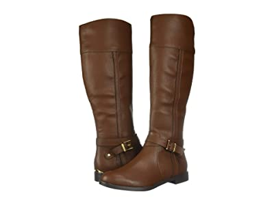 Kenneth Cole Reaction Wind Riding Boot (Brown) Women