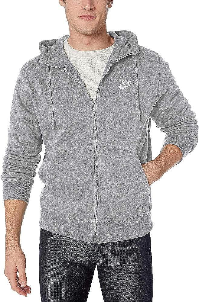 NIKE M NSW Club Hoodie FZ BB Sweatshirt Hombre