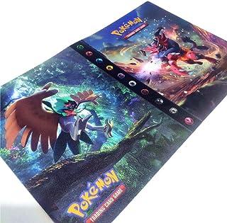 Dorara 30 Pages-120 Poches-Peut contenir 120 Cartes Simples ou 240 Cartes Doubles (Dos à Dos), Album pour Cartes Pokemon, ...
