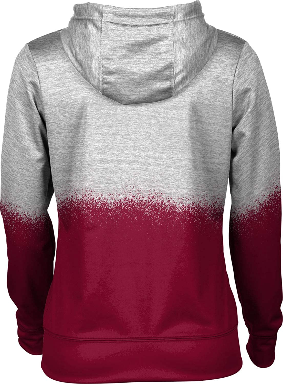 ProSphere Ursinus College Girls' Pullover Hoodie, School Spirit Sweatshirt (Spray Over)