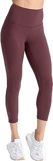Women's High Waist Yoga Pants Butter Soft Gym Legging Naked Feeling Capri Tights