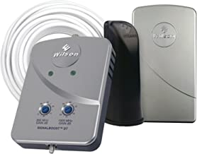 Wilson Electronics SignalBoost DT 463105 Desktop Cell Phone Signal Booster for Small Home or Office, 3G Only, Up To 1,500 Sq Ft