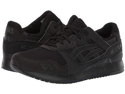 ASICS Tiger Gel-Lyte III (Black/Mono) Men