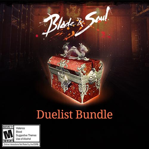 Blade & Soul Duelist Bundle [Online Game Code]