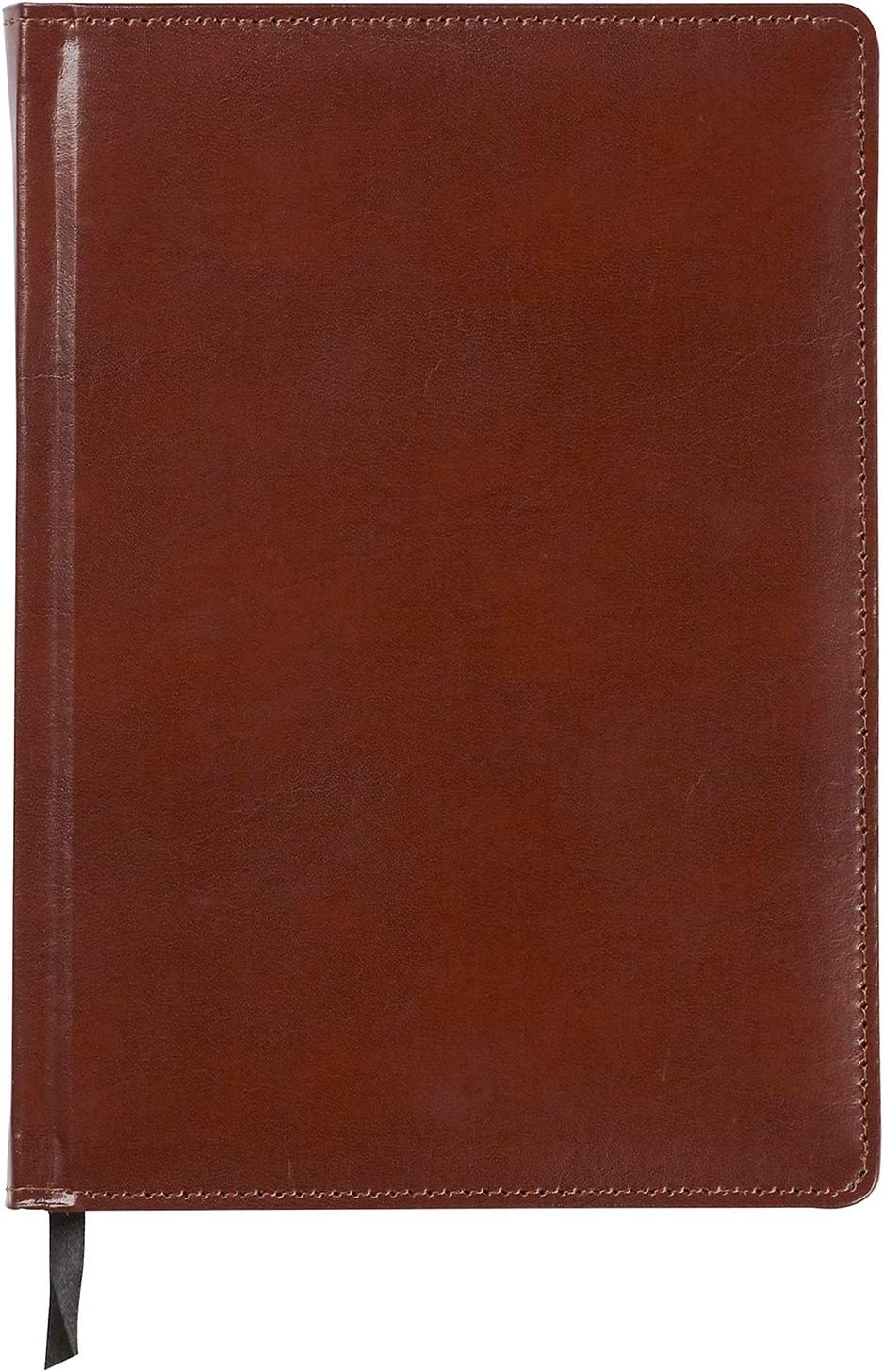 C.R. Gibson Large Brown Leather Journal Notebook x Max 71% OFF 6.5'' 9'' 1 Max 84% OFF