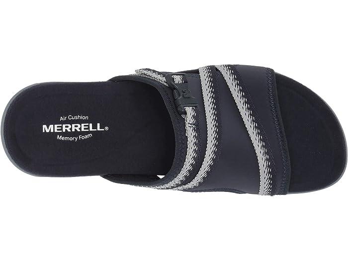 Merrell District Muri Slide Navy/grey Sandals