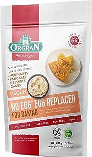 Orgran Gluten Free No Egg Replacer Mix 200 g