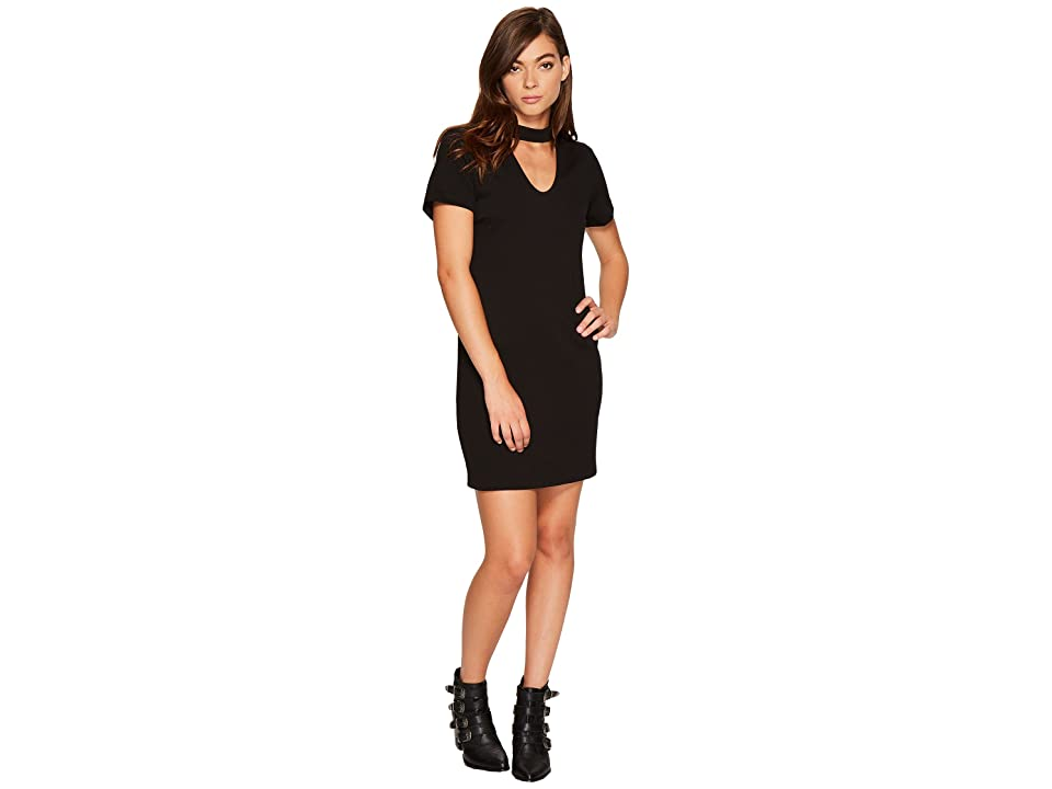 Sanctuary Madeline Dress (Black) Women