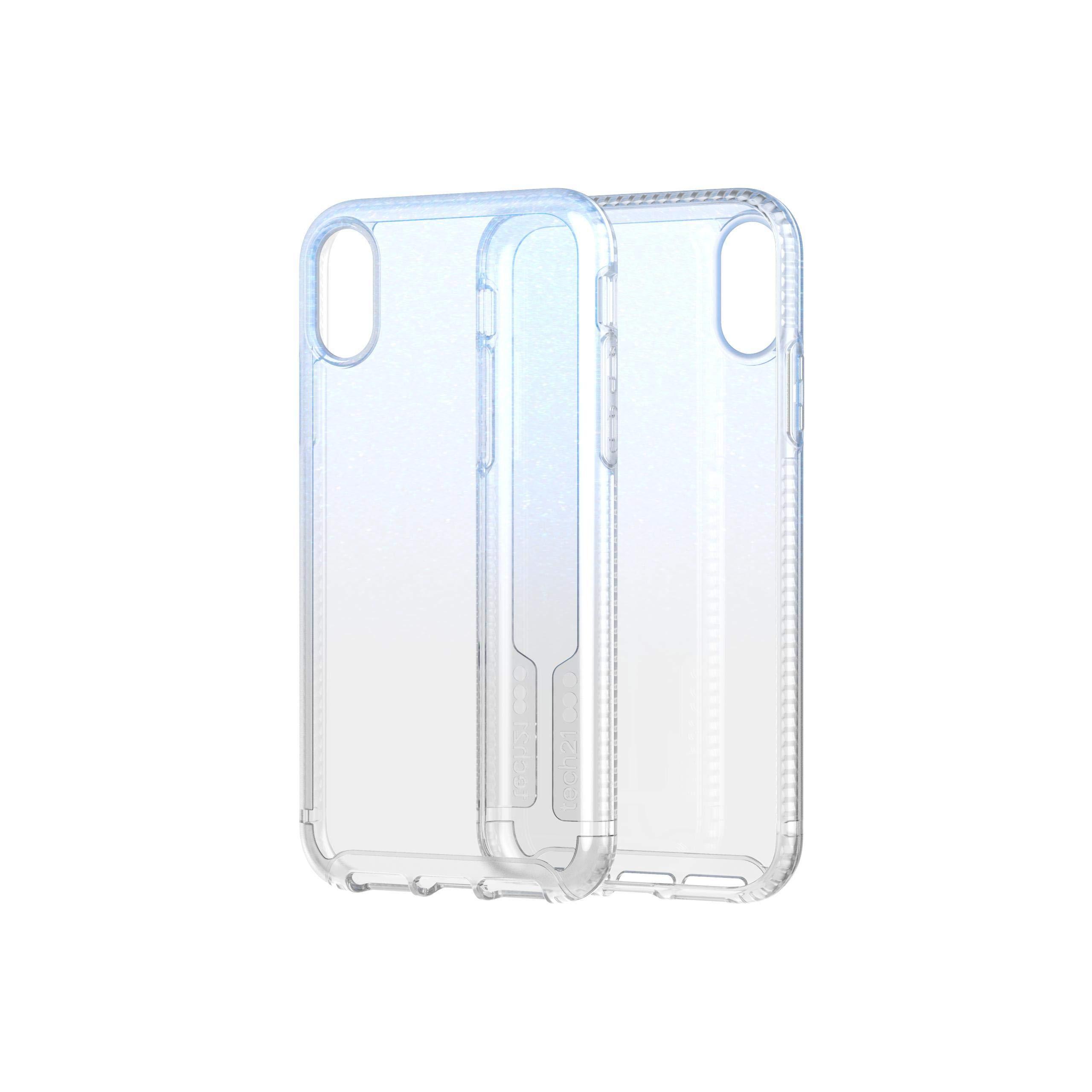 tech21 Pure Shimmer Funda Protectora para Apple iPhone XR: Amazon.es: Electrónica