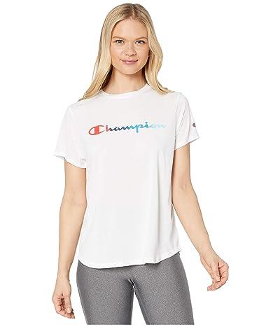 Champion Sport Lightweight Tee (White) Women