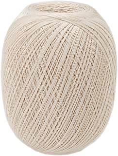 Aunt Lydia 153.0226 Jumbo Crochet Cotton, Natural