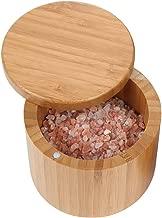 Best round wooden spice box Reviews