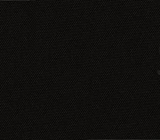"Waterproof Fabric Canvas Solid Black Indoor Outdoor / 60"" Wide/Sold by The Yard"