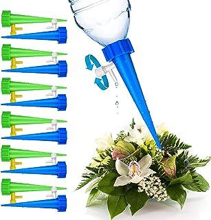 Marooma Automatische sproeiers voor planten met regelklep schakelaar, automatische irrigatie druppelaars voor exterieur en...
