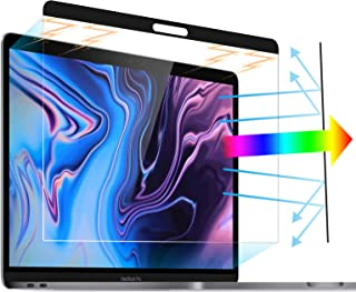 MagneticAnti BlueLight Laptop ScreenProtector Compatible with MacBook Pro 15 A1707 A1990, Eye Protection ScreenProtect...