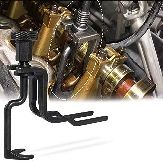 Valve Spring Compressor Tool Similar to OTC 6684, Rotunda 303-1039 for Camshaft, Valve Seal, Retainer and Compression of Valve Springs in 4.6L 5.4L 6.8L 3V Ford Engines