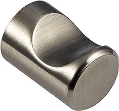 Gedotec Lina, roestvrijstalen meubelknop, rond, deurknop voor kastdeur en laden, volledig materiaal massief roestvrij staa...