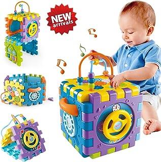 Juguetes para Bebé 6-18 meses Juguete Cubo de Actividades
