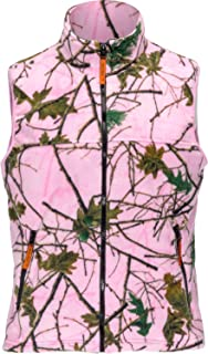 TrailCrest Womens Outdoor Camo Hunting/Everyday Vest
