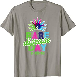 rare disease day 2018 shirt