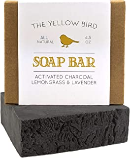 all natural charcoal soap