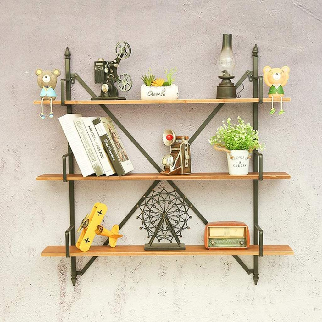 Floating Shelves 3 Save money Tier Wooden trend rank Decorative Wall