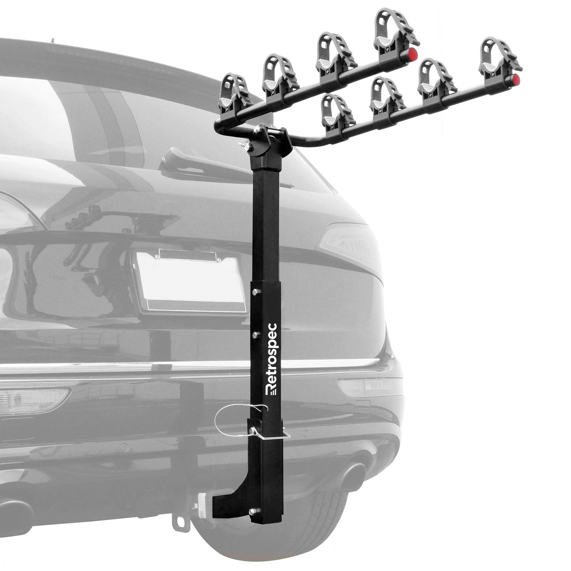 Retrospec 2 Inch Receiver Bicycle Carrier