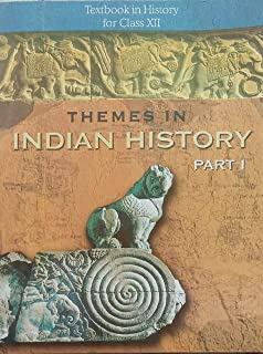 Themes In Indian History - Part I for Class 12- 12093