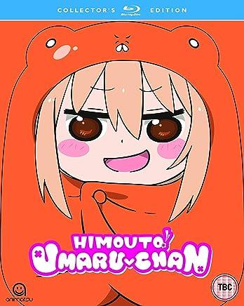 干物妹! うまるちゃん ( ひもうと うまるちゃん ) コレクターズ エディション - Himouto! Umaru-chan Collector's Edition ( Blu-ray / DVD Combo )