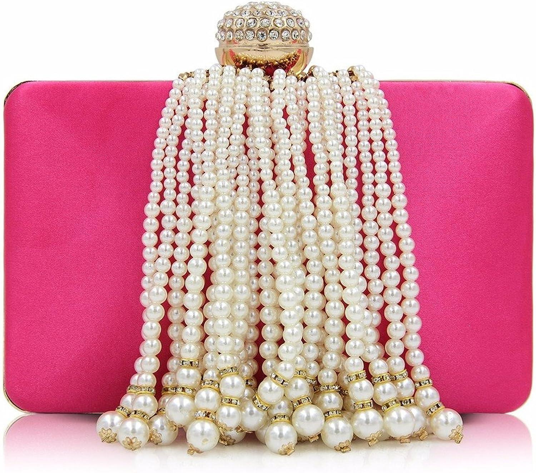 Perle Quaste Quaste Quaste Frauen Clutch Bag Weibliche Abendtaschen Damen Gold Kupplung Geldbörsen Mädchen Party Hochzeit Tasche B07FKPNXHR  Mode-Muster dd8eab