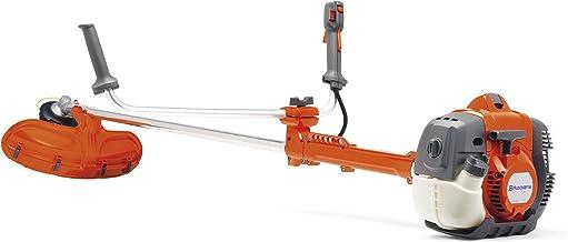 Husqvarna 336FR 966604702 Bike Handle Pro Brushcutter with Line/Brush and Saw Blade, 34.6..