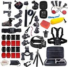 MOUNTDOG Action Camera Accessories Kit for GoPro Hero 7 6...