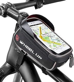 comprar comparacion Selighting Bolsa Bicicleta Manillar Impermeable Bolsa Móvil de Bici Montaña BTR Carretera Bolso Delantero de Bicicleta par...
