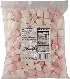 Erko Bulk Pink-White Marshmallow, 1 kg