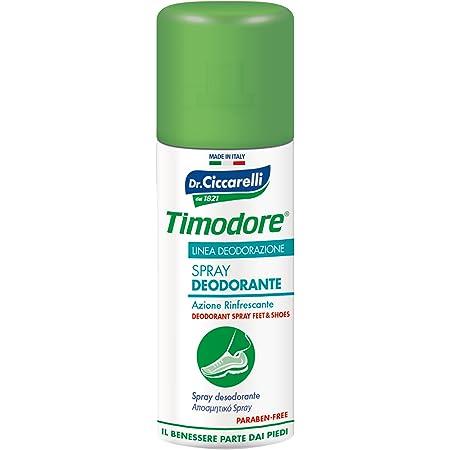 Timodore Spray Deodorante, 150 ml