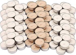 comprar comparacion Ikea SINLIG - Juego de 30 velas aromáticas de vainilla dulce (4 unidades)