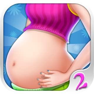 Twins Grow Up - Kids Games & Newborn Baby FREE