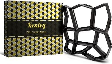 Kenley Molde Formar para Caminos Pavimentar Armar Patios Pavimentación Jardín Cemento - 43 X 43 cm