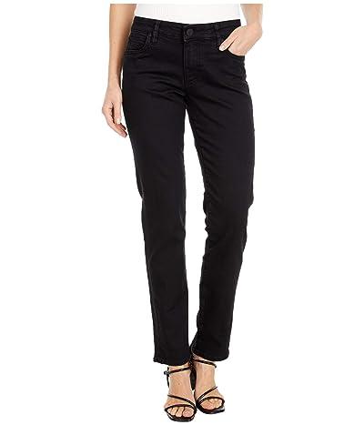 KUT from the Kloth Catherine Boyfriend Jeans in Black (Black) Women
