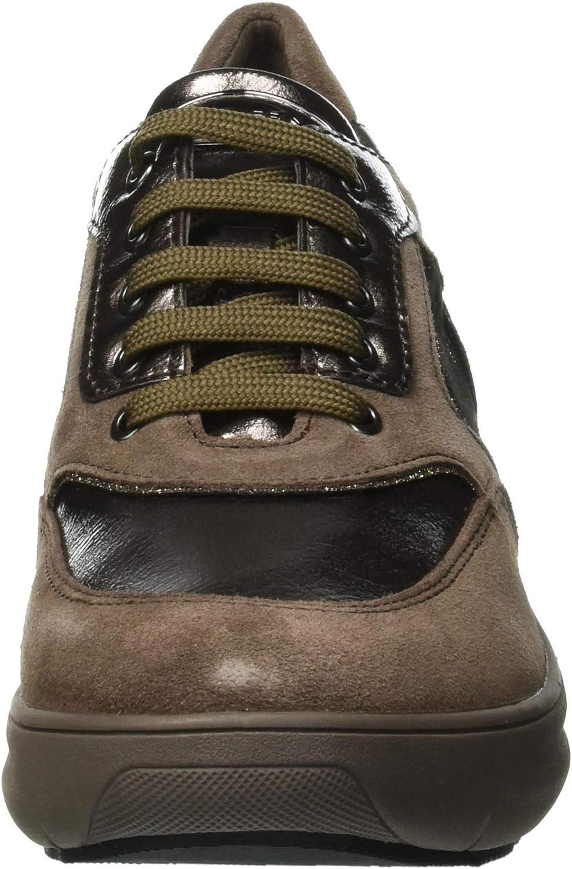 Zapatos de Cordones Oxford Mujer Stonefly Rock 1 Velour