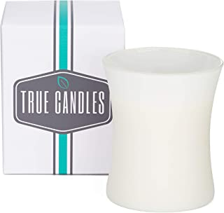 True Candles Mixology Cocktail Inspired Jar Candle with Lid, 12 oz (Grapefruit Tarragon Gin & Tonic)