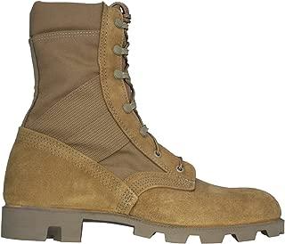 McRae FootWear McRae MIL-SPEC HOT Weather Coyote Panama Sole Combat Boot 8190 (9W)