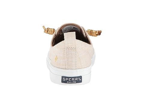Sperry Sperry Crest Crest GoldSilver Vibe Metallic nwq8z5170x